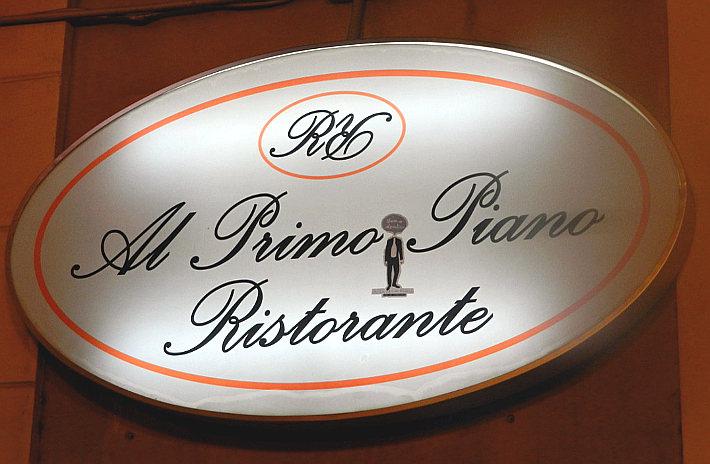 nicola russo ristorante al primo piano foggia targa