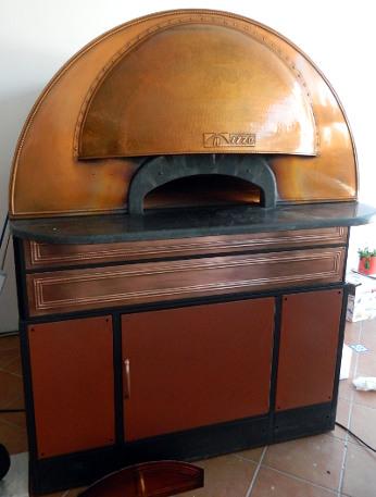 scugnizzo napoletano forno elettrico pizze