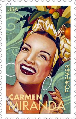 Il marziano e la Churrascaria Carmen Miranda