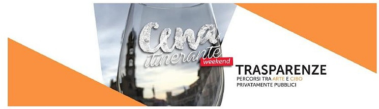 cena itinerante weekend