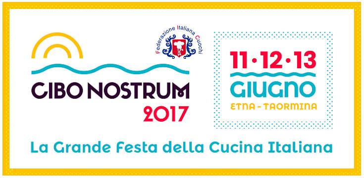 cibo nostrum 2017 banner