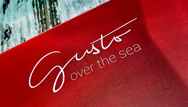 gusto over the sea