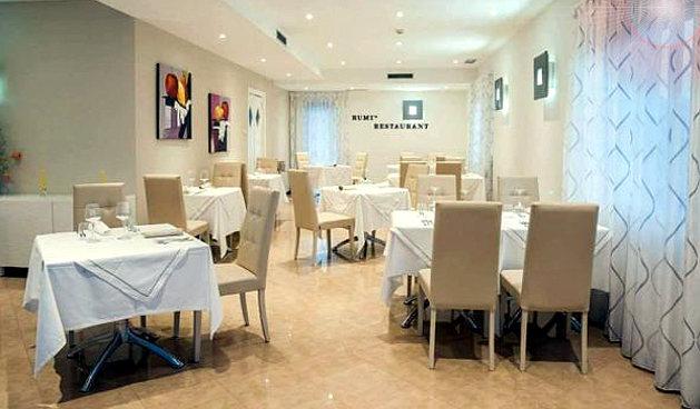 Alessandro Feo hotel rumi ascea interno ristorante