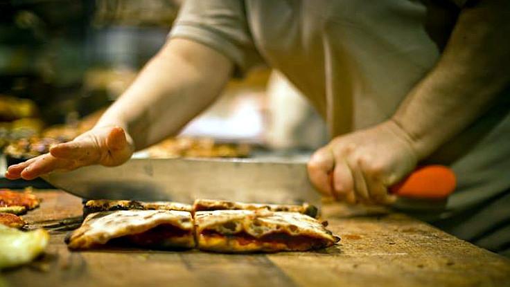 antico forno roscioli roma taglio pizza