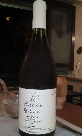 Ametistas Grechetto 2014 bottiglia