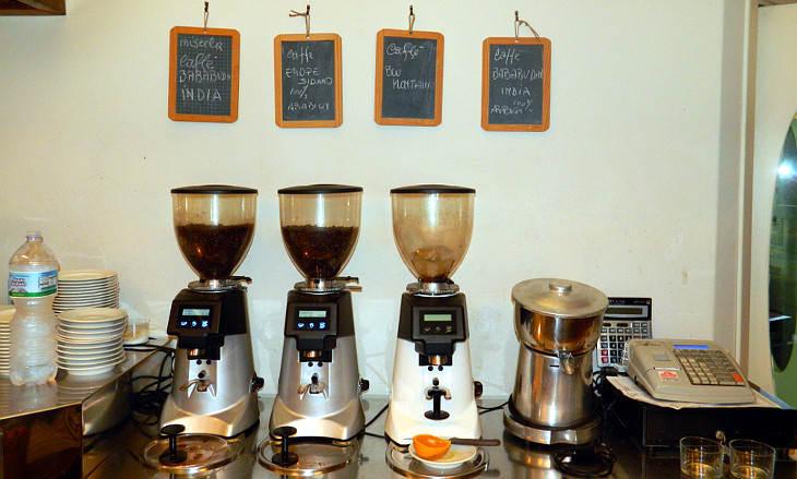 enzo crivella caffè