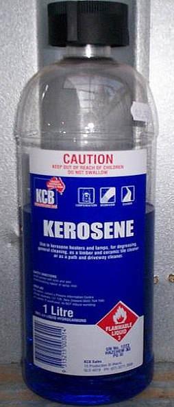 vino blu kerosene