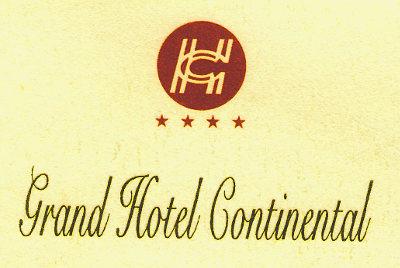 Terrazza vittoria logo hotel continental for Terrazza vittoria sorrento