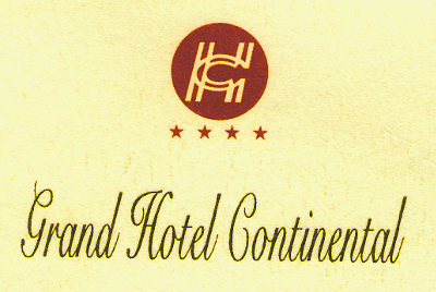 Terrazza vittoria logo hotel continental