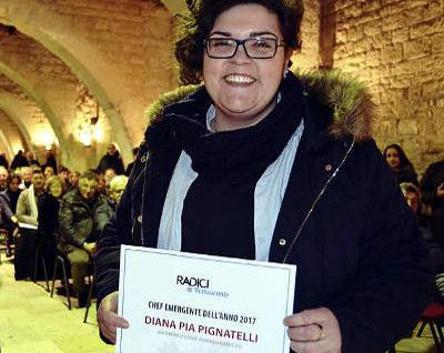 Diana Pia Pignatelli agriturismo le caselle rignano garganico