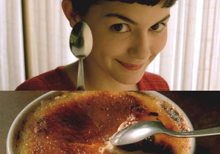 Il Favoloso Mondo di Amélie crème brûlée