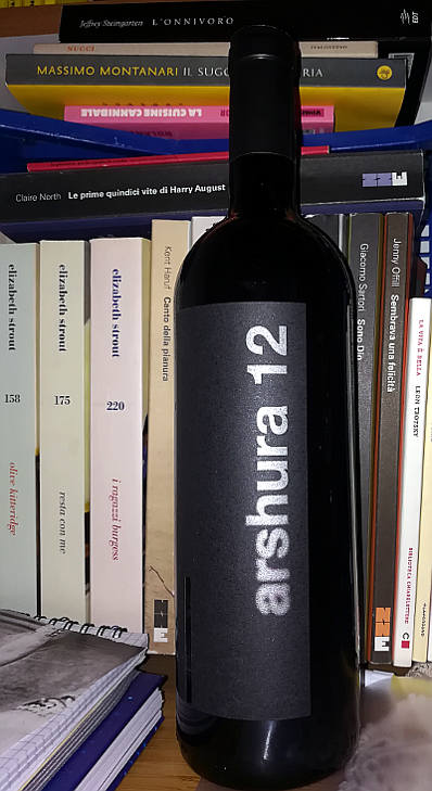 arshura 2012 valter mattoni etichetta