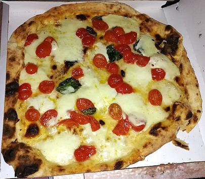 Bufala DOC Chieti pizza filetto mini