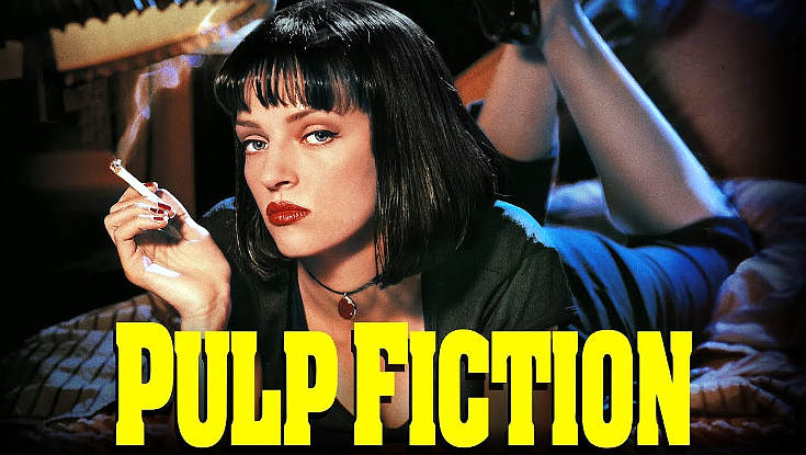 Quentin Tarantino pulp fiction