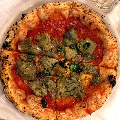 Pizzeria Gorizia 1916 pizza gorizia