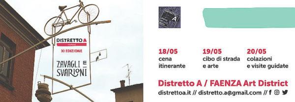 Distretto A Faenza