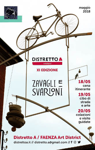 DISTRETTO A WEEKEND