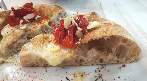 Pizzeria Giangi Arielli giusta alveolatura dell'impasto