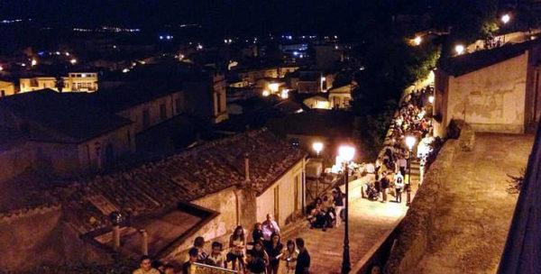 Vicoli&Sapori 2018 palazzolo acreide 28 e 29 luglio 2018 vicoli di notte