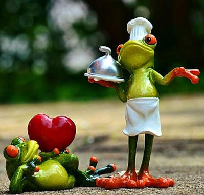 cooking show cui prodest ranocchi gourmet