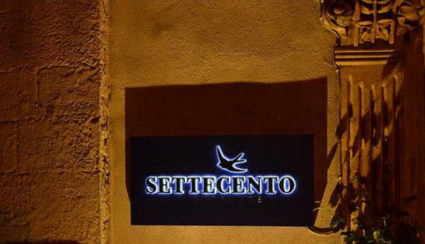 ristorante settecento palazzolo acreide ingresso nel vicolo centro storico