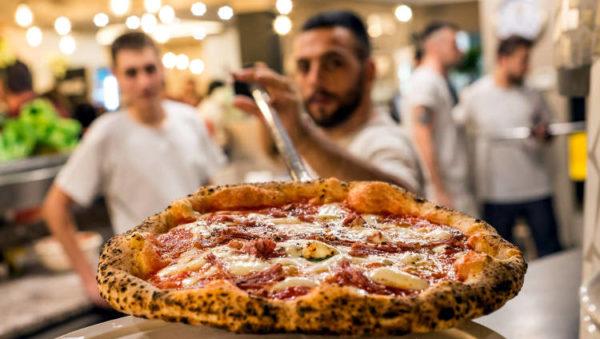Roberto miele pizzaiolo campobasso via crispi