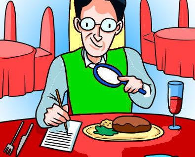 a proposito di critica gastronomica