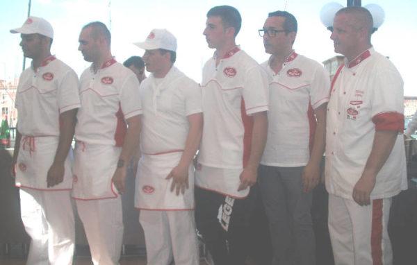 roberto miele concorso pizzachef emergente 2014 circolo canottieri napoli