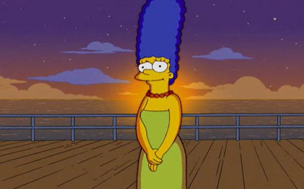 Homer il re dell'eccesso Margie Mimmo Farina