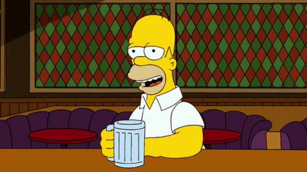 Homer il re dell'eccesso alimentare mimmo farina