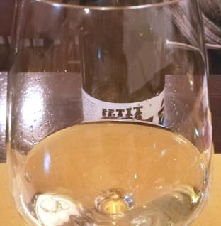 Petit salé calice e bottiglia Serena Manzoni