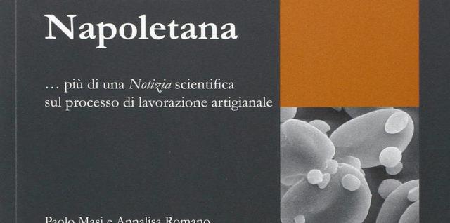 la pizza napoletana copertina fronte libro