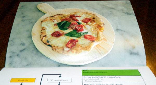 la pizza napoletana pizza flaccida poco elastica