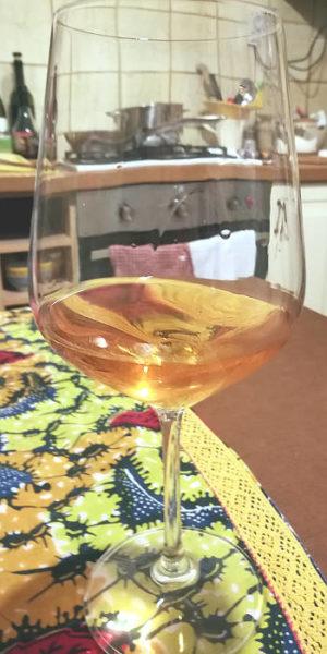 l'eclettico agricola paglione vino macerato calice