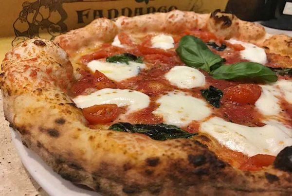 Salvatore Gatta pizza margherita pizzeria fandango