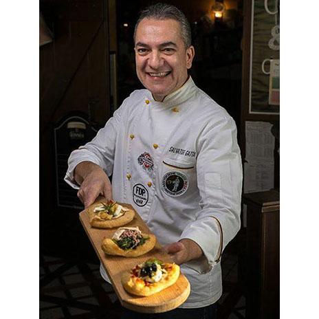 Salvatore gatta pizzaiolo