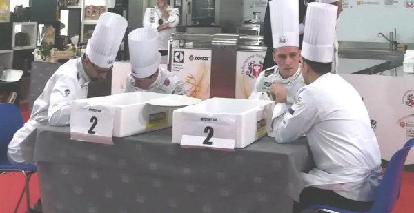 Campionati della cucina italiana 2019 giuria tecnica