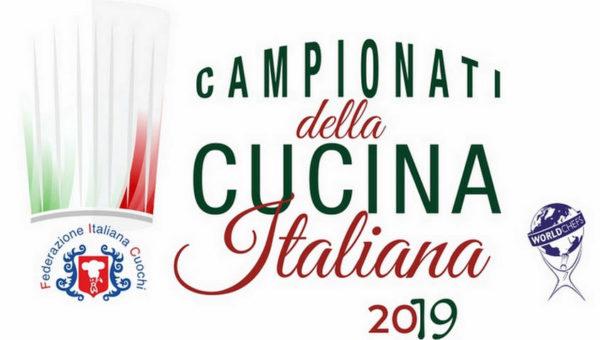 Campionati della cucina italiana 2019 logo