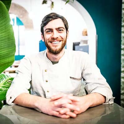 Elio Santosuosso intervista al pizzaiolo ritratto agropoli