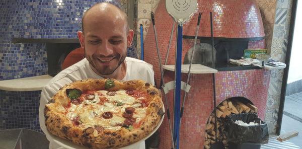 Francesco Pone intervista al pizzaiolo pizza e forno