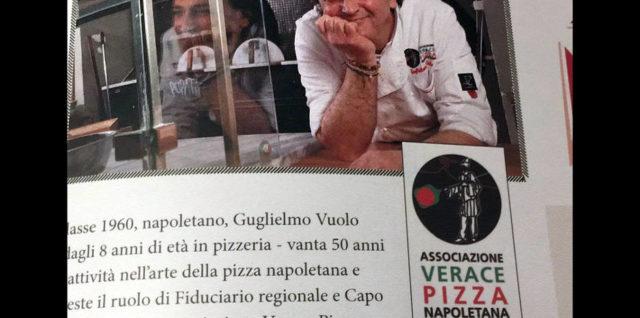 Guglielmo Vuolo intervista con il pizzaiolo associazione verace pizza napoletana