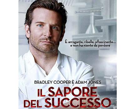 Il sapore del successo locandina contenitore DVD