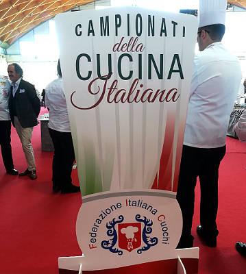 campionati italiani della cucina 2019 cartellone