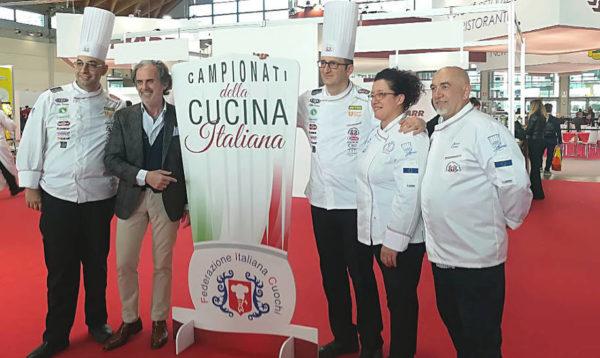 campionati italiani della cucina 2019 presidente organizzazione