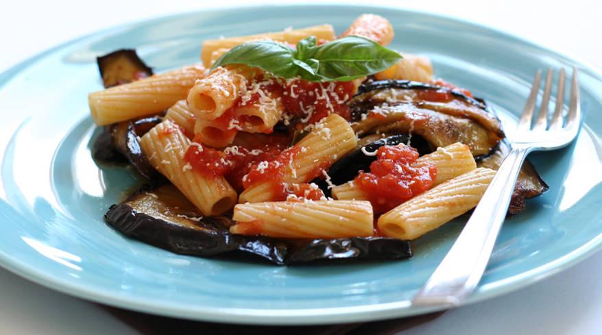 Pasta alla Norma a Villa Bellini: l'omaggio di Cibo Nostrum 2109 alla città di Catania