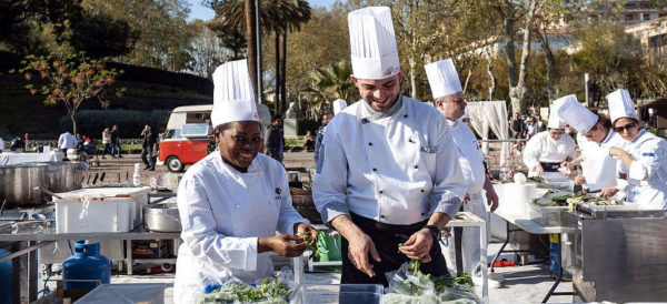 considerazioni su cibo nostrum 2019 chef al lavoro a villa bellini catania