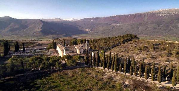 naturale 2019 panorama convento capestrano