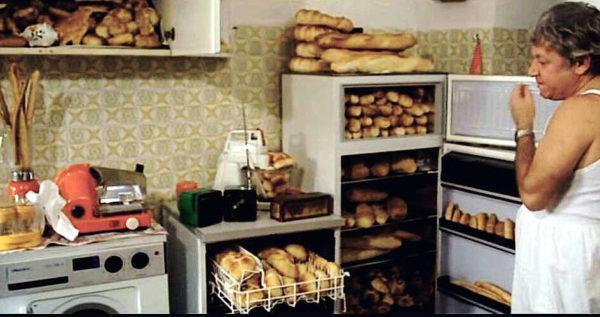 Cinema cibo e amore fantozzi contro tutti pane