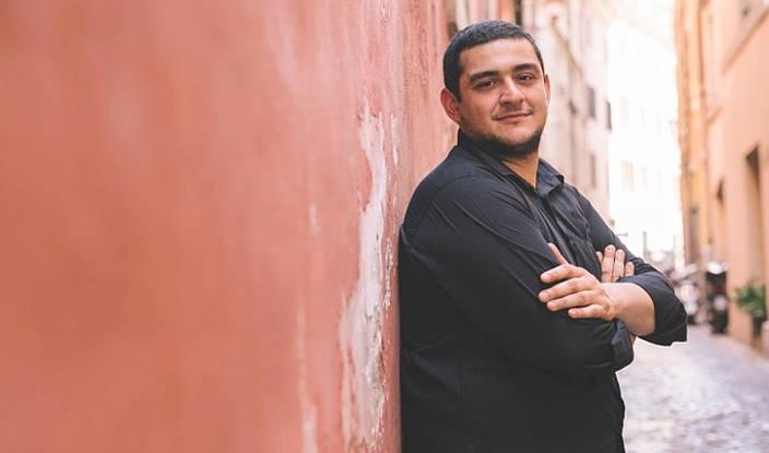 Luca Issa pizzeria il piccolo buco roma