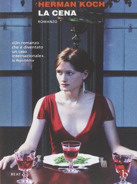 La cena di Herman Koch copertina edizione italiana serena manzoni